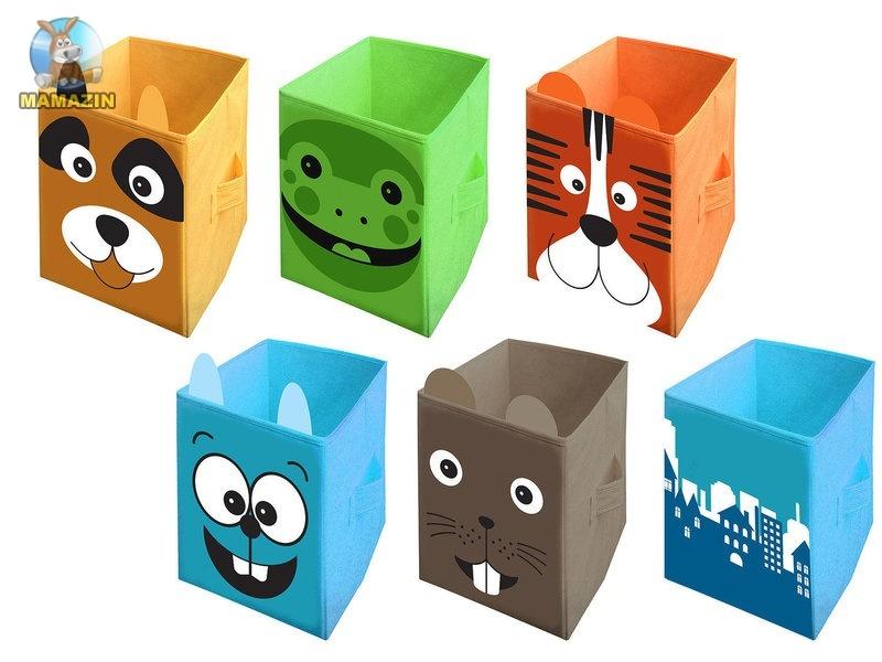 Коробки ящики для хранения игрушек