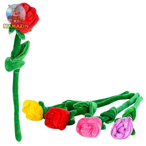 Мягкая игрушка, роза