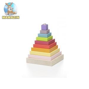 """Конструктор """"Пирамида"""" деревянный"""