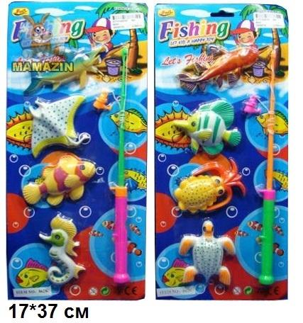 Игровой набор детская рыбалка