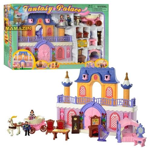 Дворец  - игровой набор для девочек