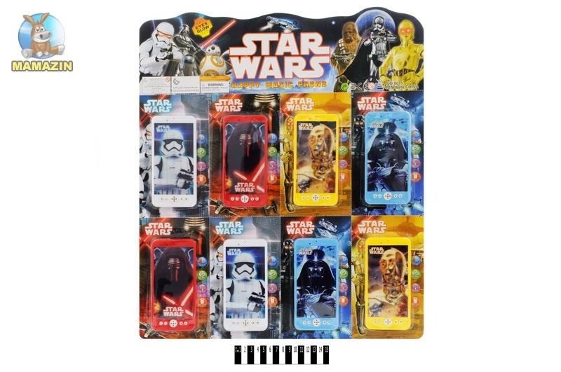 """Телефон мобильный """"Star Wars"""" - блок"""