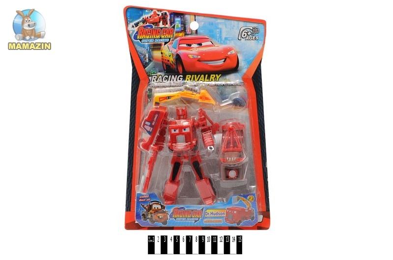 """Трансформер - робот """"Тачки"""""""