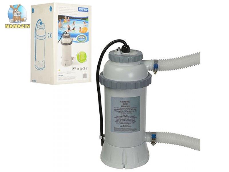 Интекс: Нагреватель воды для бассейна