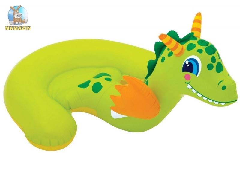 "Надувная игрушка ДРАКОН ""Baby Dragon Ride-On"" Интекс"