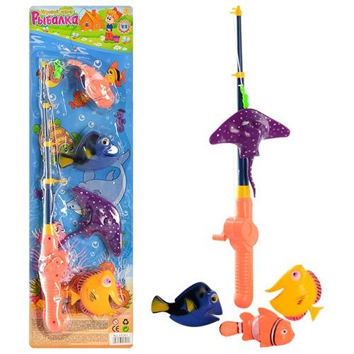 """Рыбалка игрушечная """"Немо"""""""