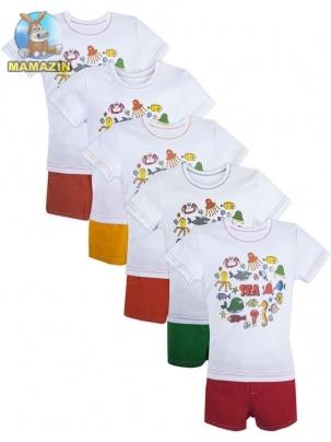 Комплект одежды Морской 110-122р
