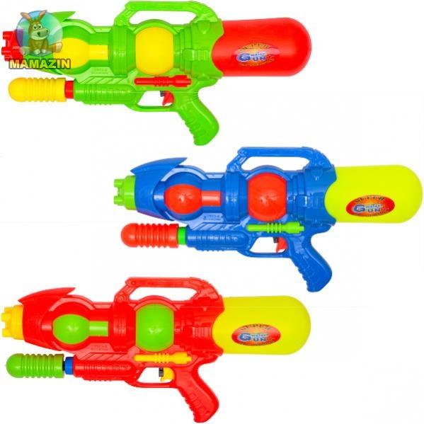 Водяное оружие 38см с помпой