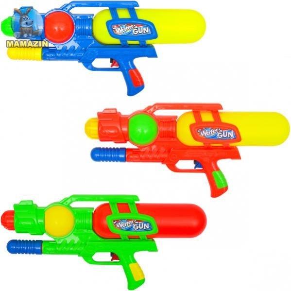Детское водяное оружие с накачкой