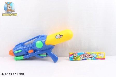 Водяное игрушечное оружие с накачкой
