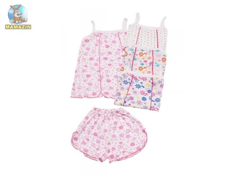 Пижама для девочки р.56