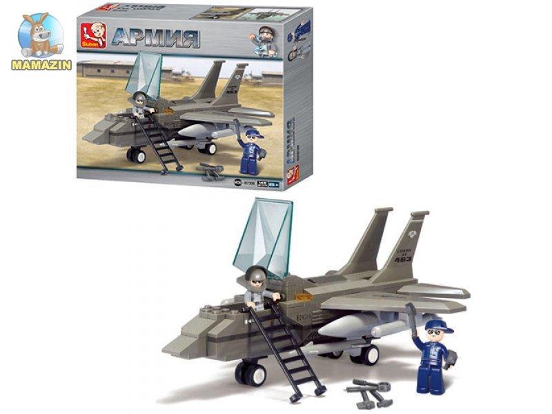 Конструктор Слубан ВВС Истребитель F-15