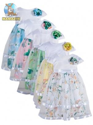 Платье для девочки Жасмин 86-98р