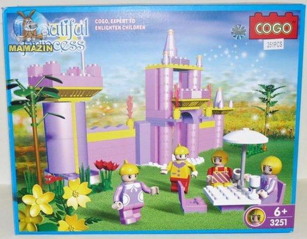 """Конструктор Кого замок """"Красивая принцесса"""""""