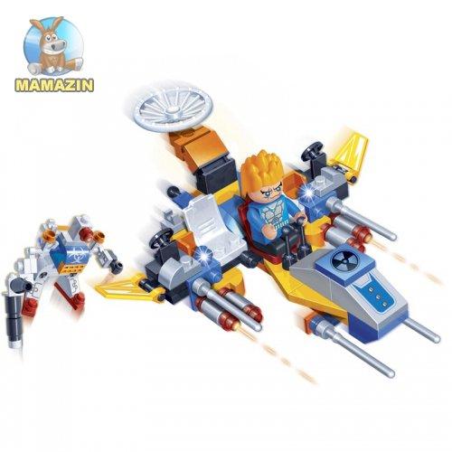 Конструктор Банбао космический корабль