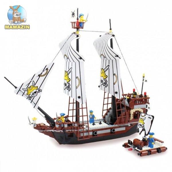 Конструктор JIE STAR пираты