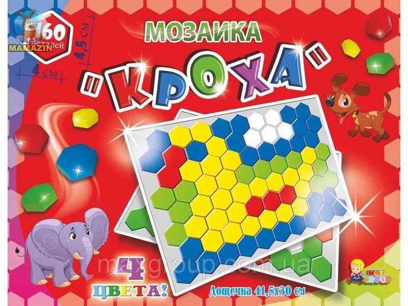 """Детская Мозаика """"Кроха"""" (160 деталей)"""