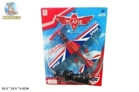 Самолет-запускалка Plane