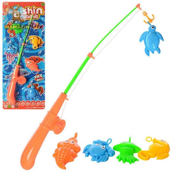 Рыбалка на магнитах детская