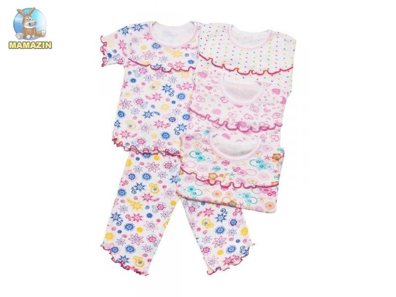 Пижама летняя для девочек р. 64
