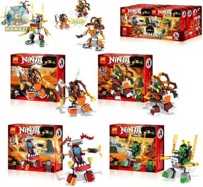 Конструктор Ninjago, блок