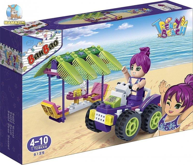 Конструктор Банбао поездка на пляж