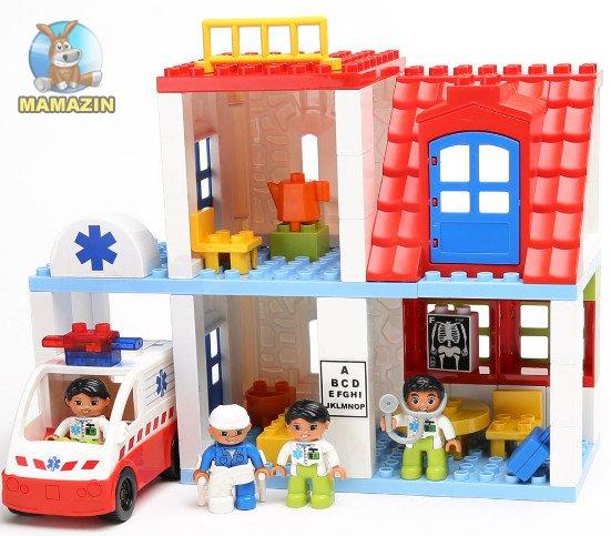 Конструктор больница