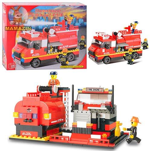 Конструктор Слубан Пожарная машина
