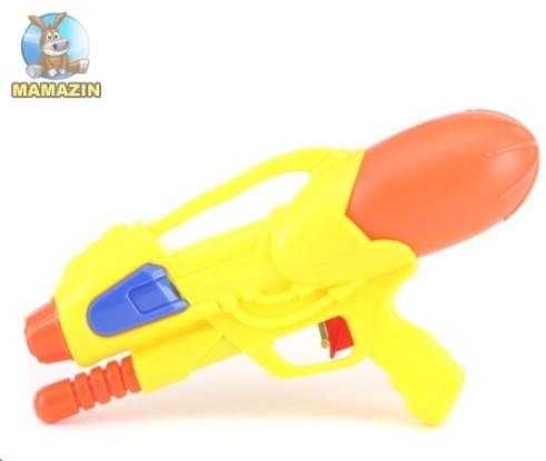 Игрушечный водный пистолет с насосом