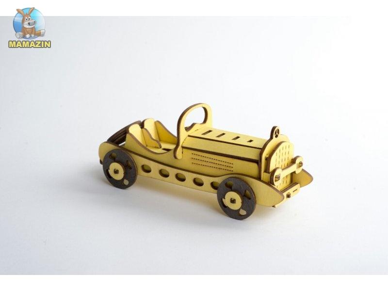 Сборная модель техники: Ретро Кар (Retro Car)