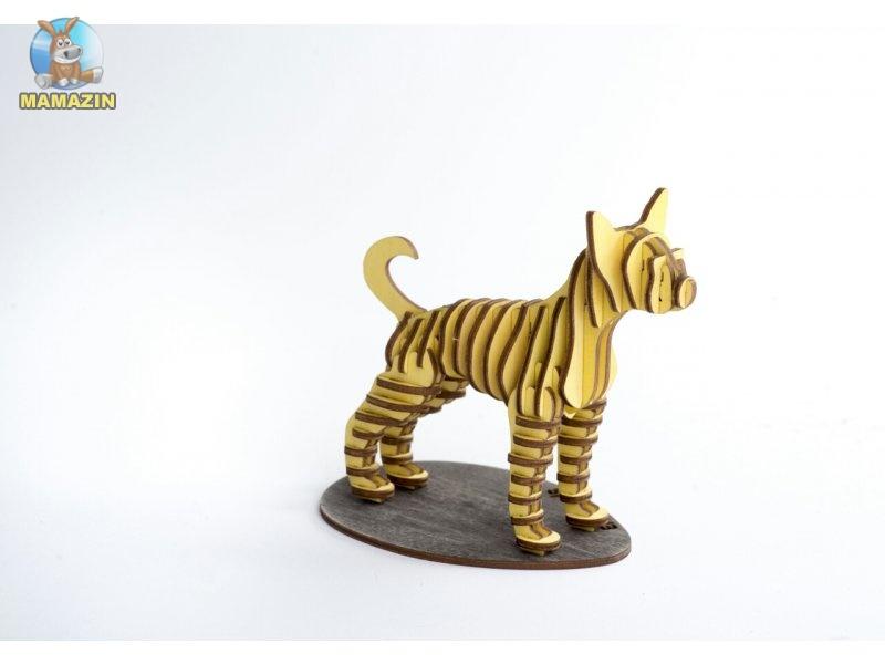 Сборная модель: Собачка (Doggy)