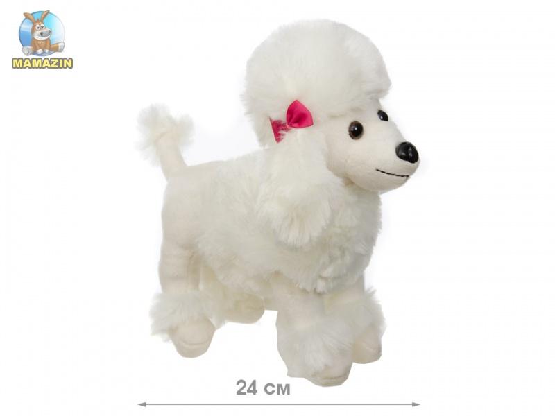 Мягкая игрушка Собачка Пудель