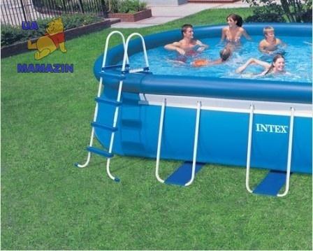 Лестница для бассейна Intex