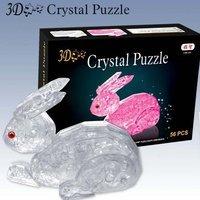 """Пазл 3D """"Кролик"""""""
