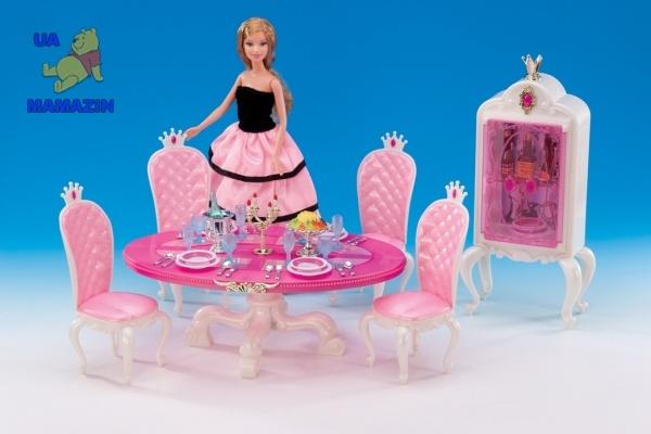 Праздничная столовая принцессы
