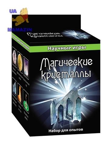 "Научная мини-игра ""Магические кристаллы"", ТМ Ранок"