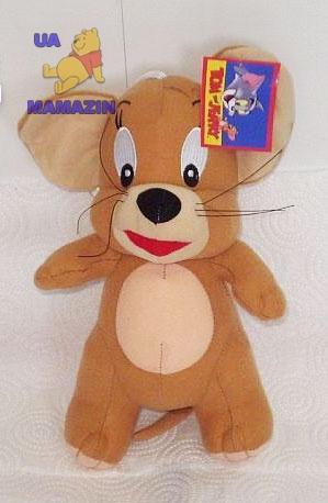 """Мягкий мышонок из м/ф """"Том и Джери"""""""