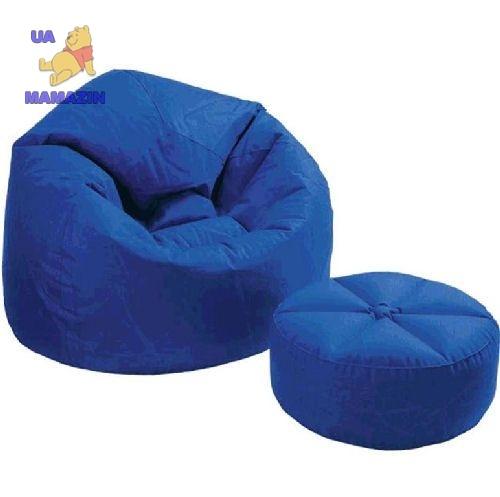 Кресло c пуфиком ТМ Intex