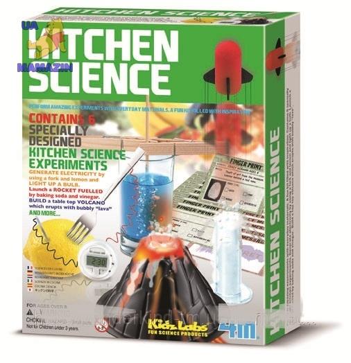 Набор Опыты на кухне