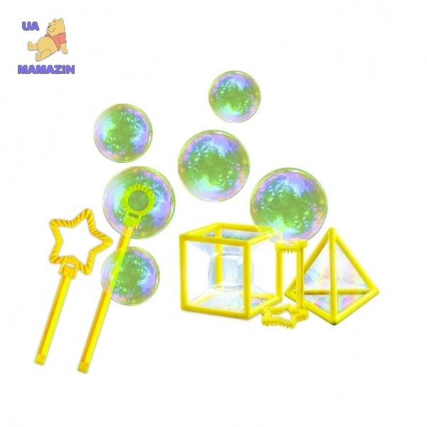 Опыты. Мыльные пузыри ТМ 4М