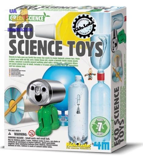 Нучные экологические опыты для детей