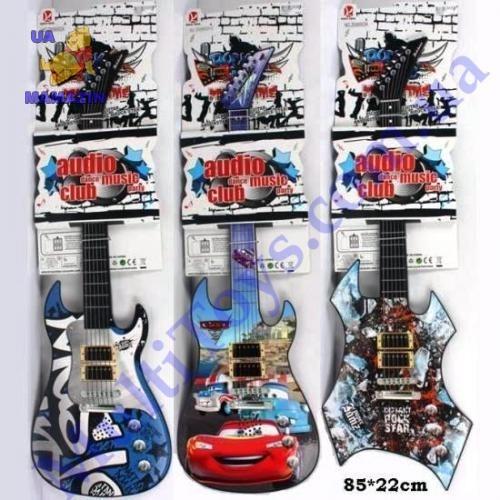 Гитара на батарейках