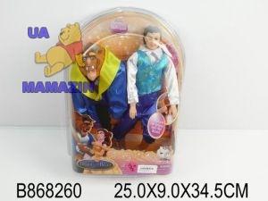 """Куклы """"Красавица и чудовище""""(принц)"""