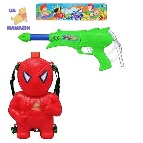 Водяной автомат Спайдермен