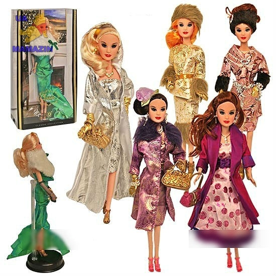 Кукла Кинозвезда 6 видов