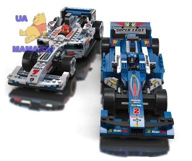 "Конструктор ""Formula Car 2"" ТМ Sluban"