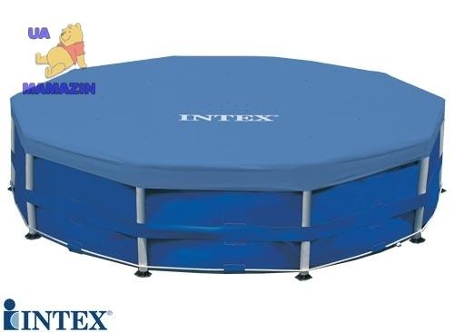 Тент для каркасного бассейна диаметром 366см ТМ Intex