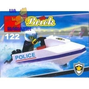 """Конструктор Брик """"Полиция"""""""