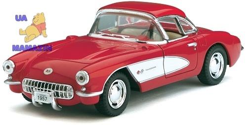 Коллекционная машинка 1957 Chevrolet Corvette