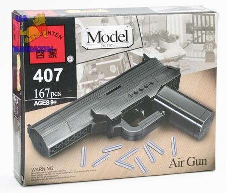 Конструктор Пистолет Air Gun ТМ Brick
